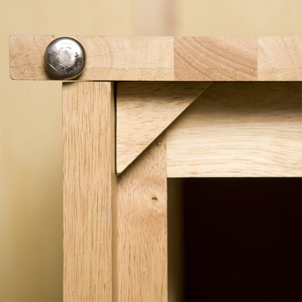 University Loft's Master Wood Crafters Build Better Student Residence Furniture with Solid Wood