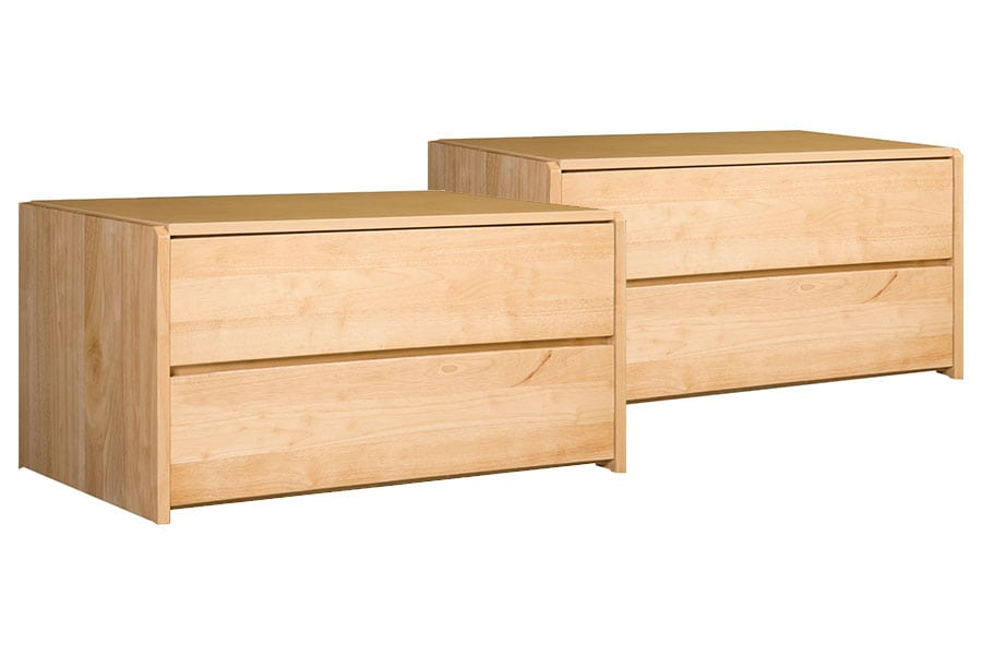 Graduate Series 4 Drawer Chest Unstacked