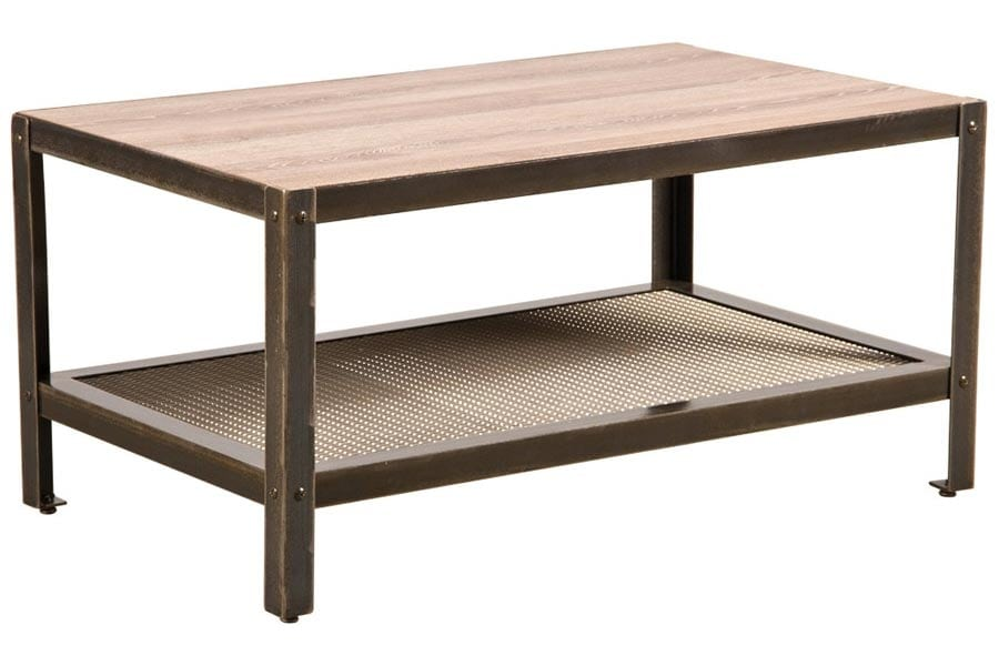 Flat Iron Coffee Table