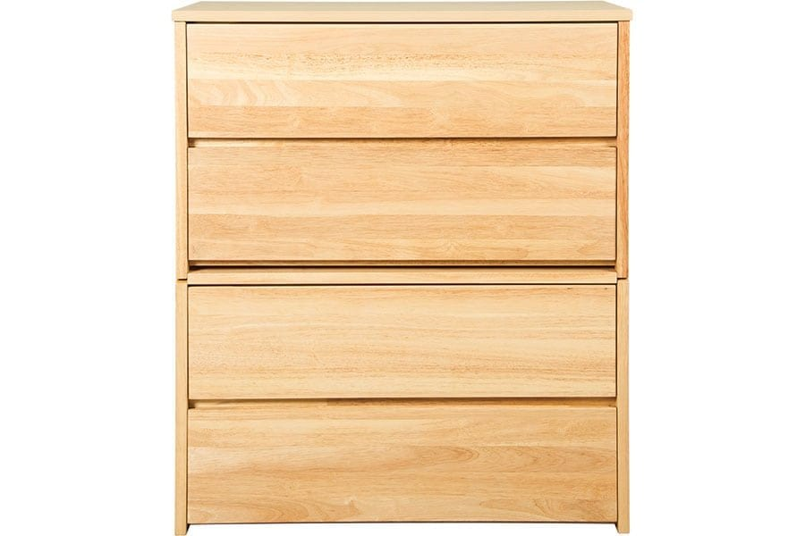 Graduate 4 Drawer Chest Front