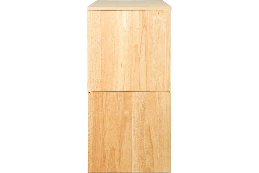 Graduate Series 4 Drawer Chest Side