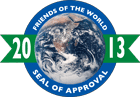 Friends of the World Seal of Approval