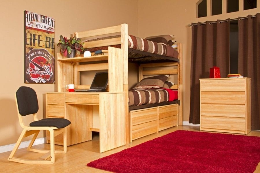 Enlisted Bunk Bed