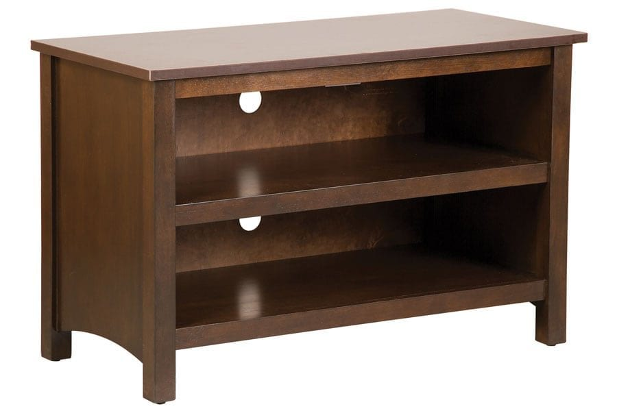 Meridian Entertainment Console Three Quarter