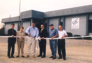 Tennessee Plant Ribbon Cutting